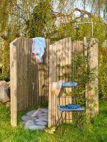 DIY Anleitung Gartendusche selber bauen   Outdoor Diy