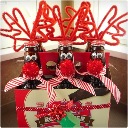 Handmade gifts wrap ideas 65 amazing homemade christmas gifts 65 amazing homemade christmas gifts dodo burd solutioingenieria Image collections