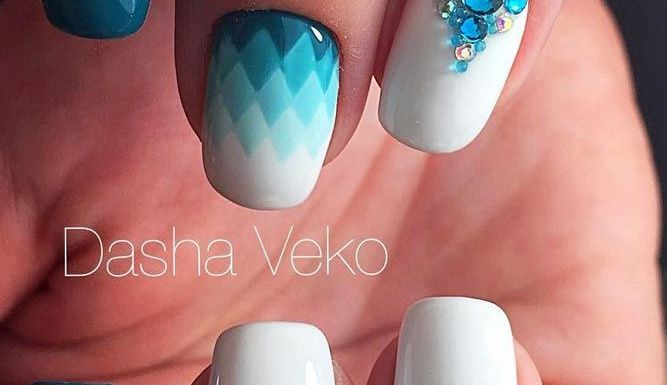 Best diy nails art ideas list diypick your daily source of diy ideas nails art 33 fun summer nail designs to try this summer prinsesfo Image collections