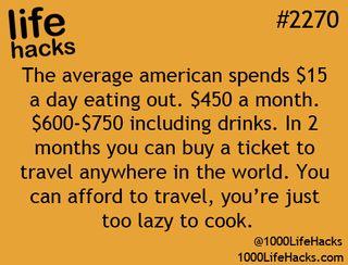 A great money saving technique.   1000 Life Hacks   Bloglovin'