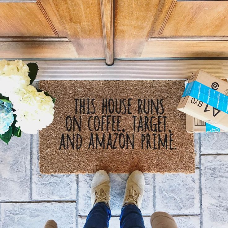 Diy Crafts Ideas & Diy Crafts Ideas : DIY doormat with CAMEO + paint! - if this aint ...