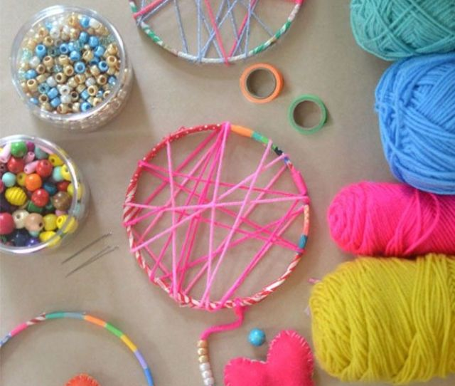 Diy Crafts Ideas  Diys To Add To A Creative Kids Birthday Party Brit Co
