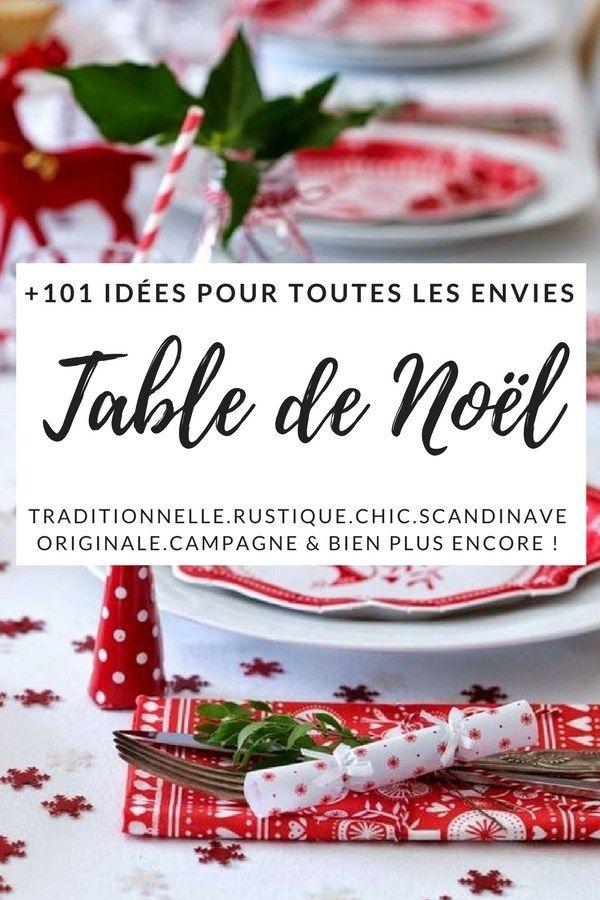 dco de table pour nol ides pour toutes les envies with deco de noel diy