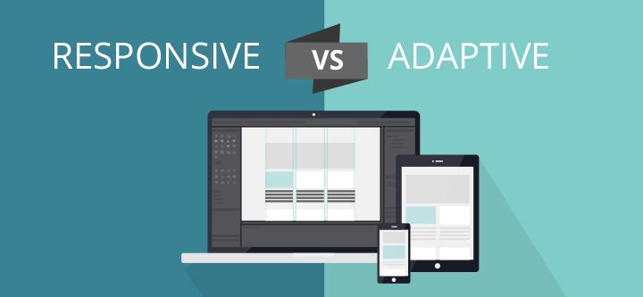 Choosing a web design: Responsive Vs Adaptive