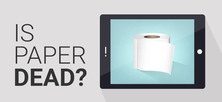 Is paper dead? Low fidelity vs High fidelity wireframing