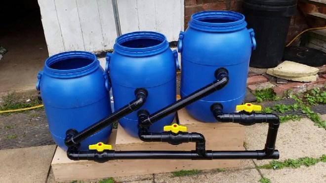 Diy gravity feed sieve filter page 2 koi pond