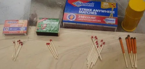 Igniter-Matches