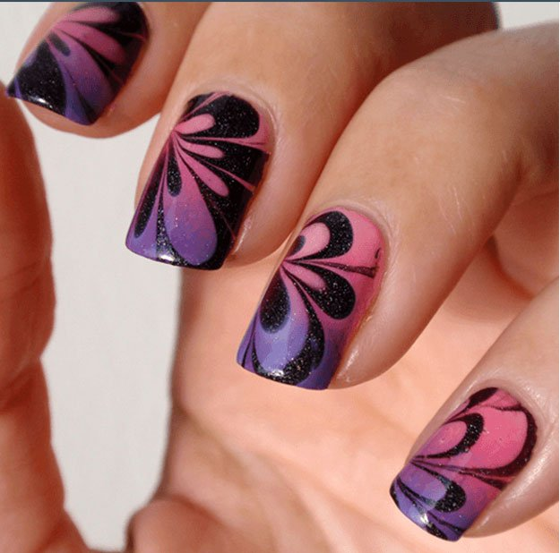 Nail Art With Things Around The House Ideas