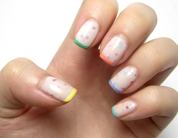 Easy Nail Art Designs Ideas