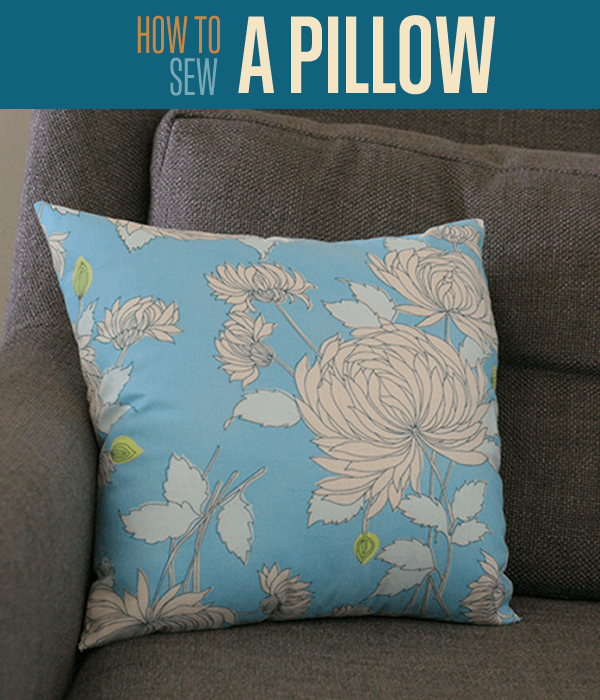 make your own throw pillow diy projects
