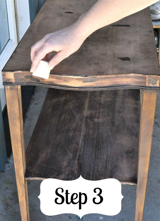 How To Paint Old Tables DIY Projects Craft Ideas Amp How To