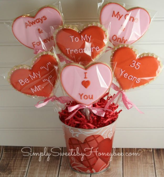 Custom Valentines Day Gifts DIY Projects Craft Ideas