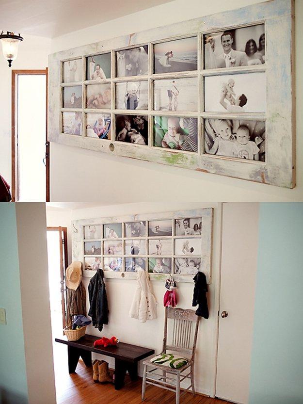 Homemade Wooden Picture Frame Ideas Nakanak Org