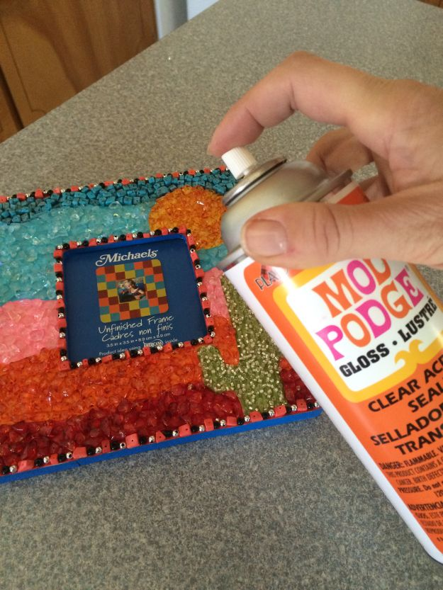 picture frame craft ideas diy projects