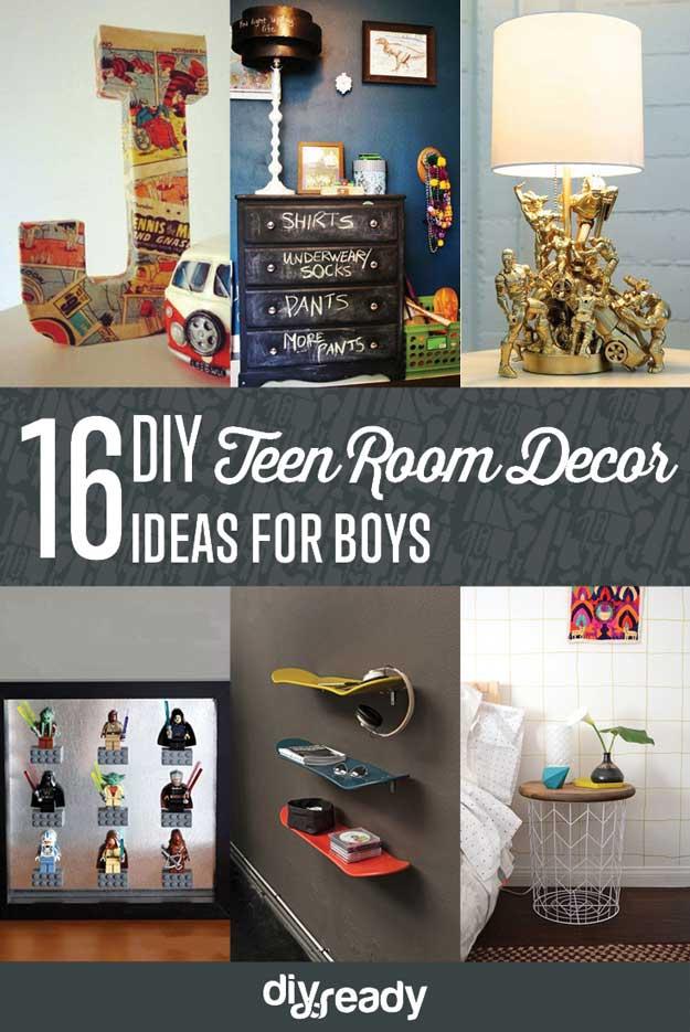 Diy room decor ideas for guys for Diy room decor ideas nim c
