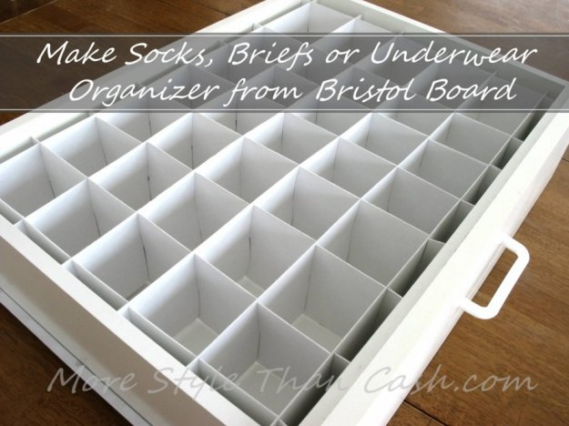 DIY Drawer Dividers Ideas DIY Projects Craft Ideas & How
