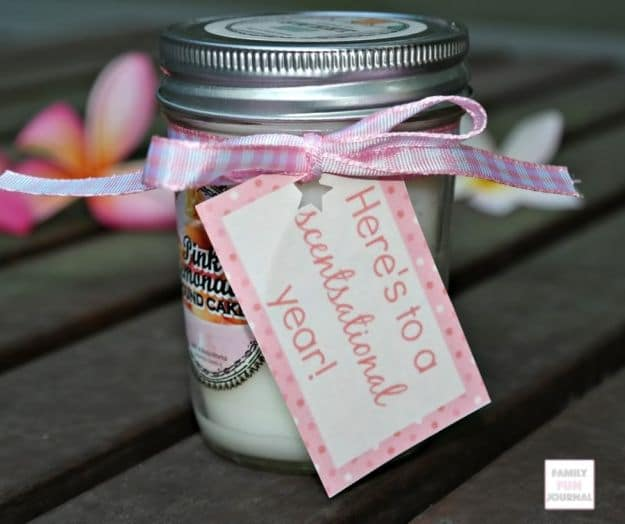 Candles | DIY Teacher Gifts To Ring In The New School Year