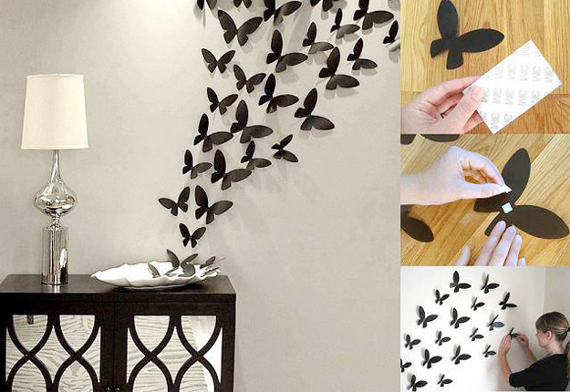 Diy Wall Decor Cool But Art Ideas For Your Walls Best Set