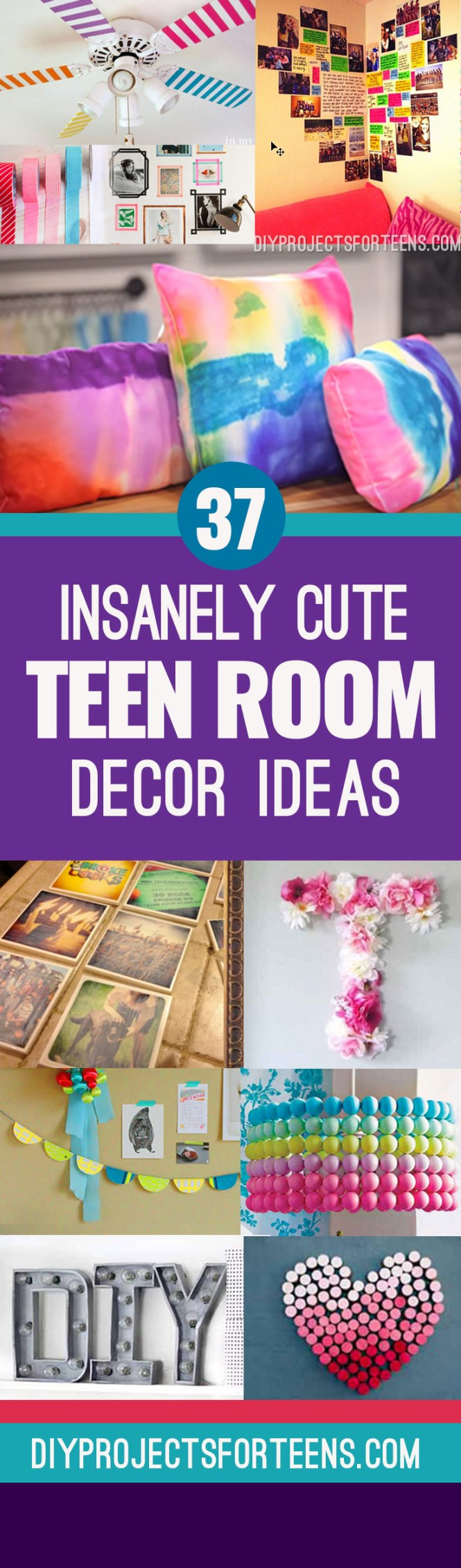 Cute Diy Room Decor Ideas For S Best From Pinterest