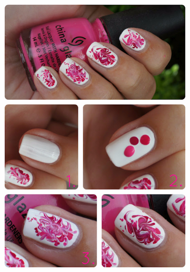 28 Brilliantly Creative Nail Art Patterns Diy Projects For S