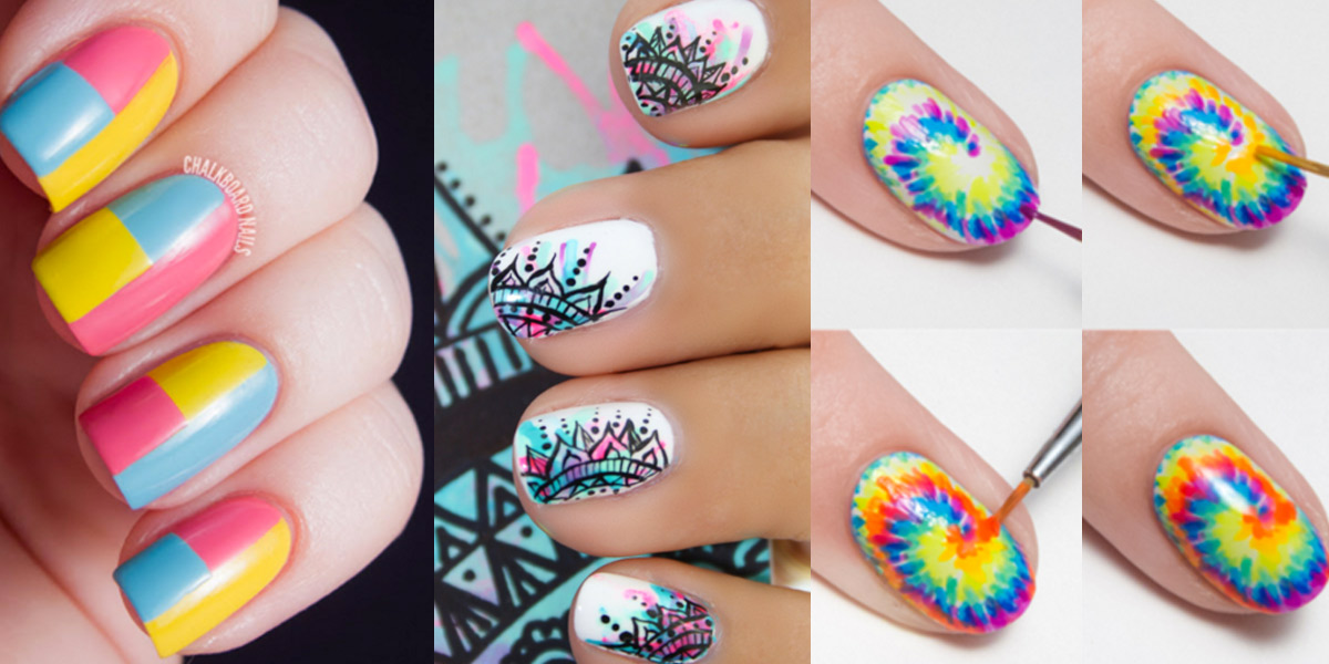 Image result for art nail ideas