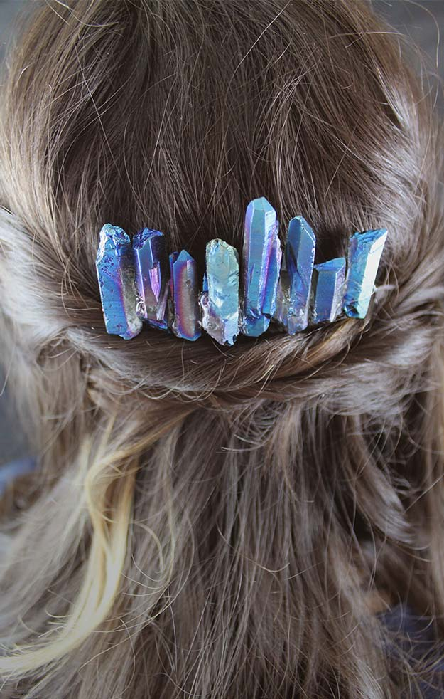 The 38 Most Creative DIY Hair Accessories We Could Find
