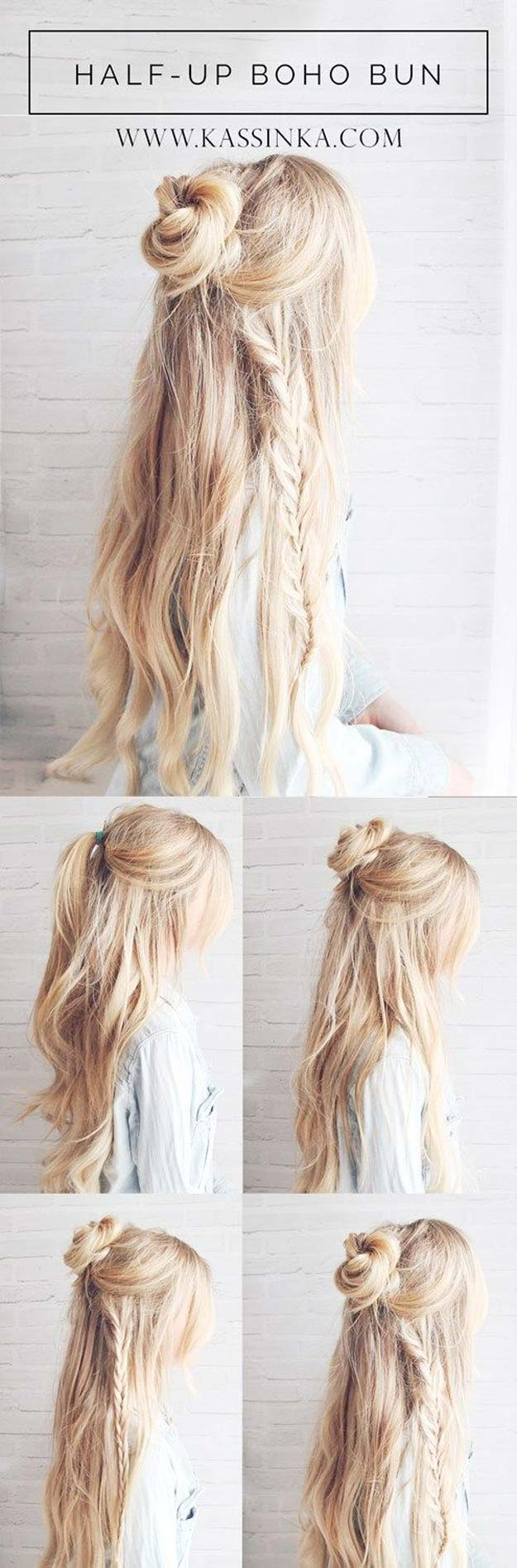 Image Result For Step By Step Hairstyles For Long Hair Long Hairstyles Ideas