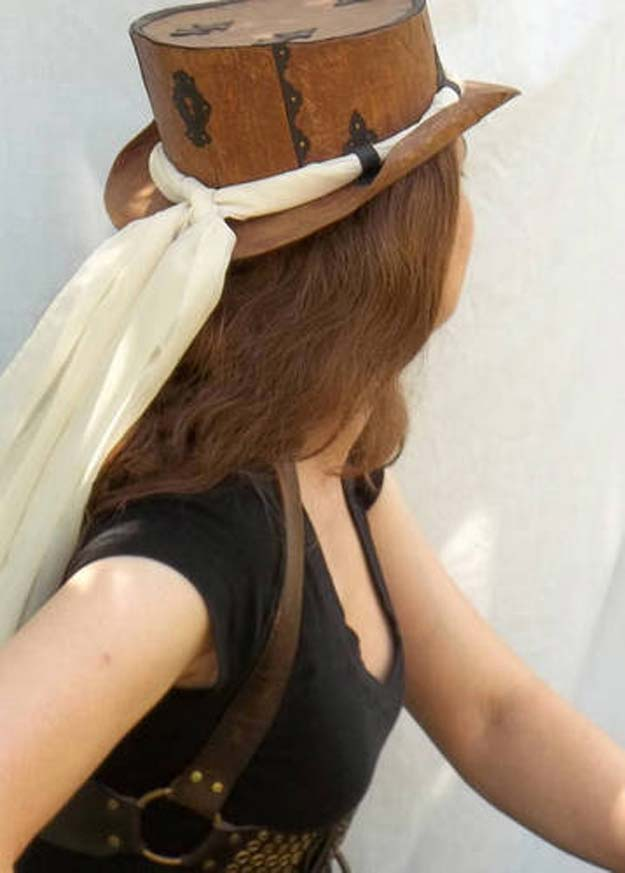 30 Creatively Cool Steampunk DIYs DIY Projects For Teens