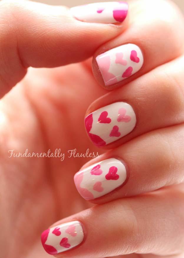 35 Fabulous Valentine Nail Art Ideas