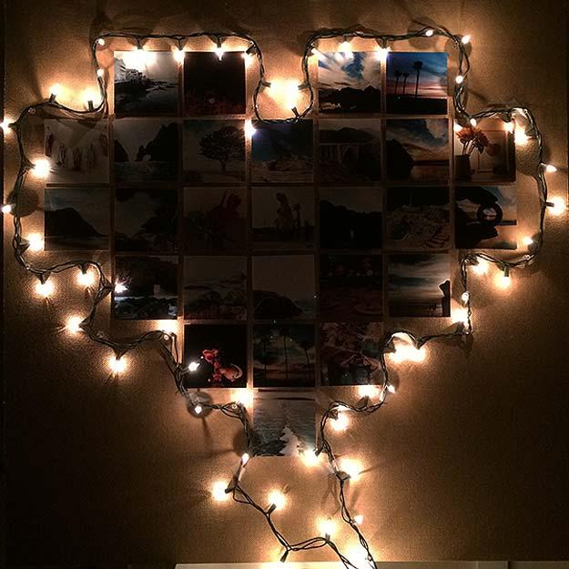 Christmas Lights Room