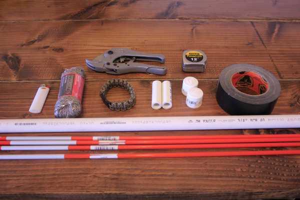 PVC Fiberglass Bow017