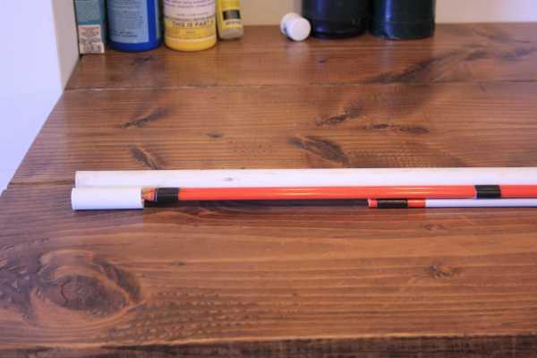 PVC Fiberglass Bow072
