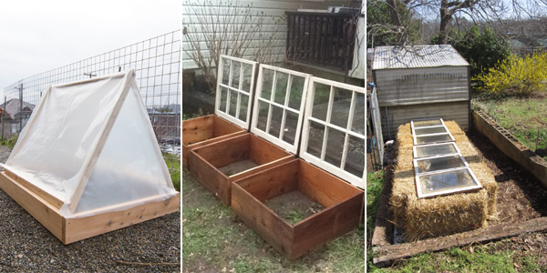 15 Cheap Amp Easy DIY Cold Frame Ideas For Year Round Gardening