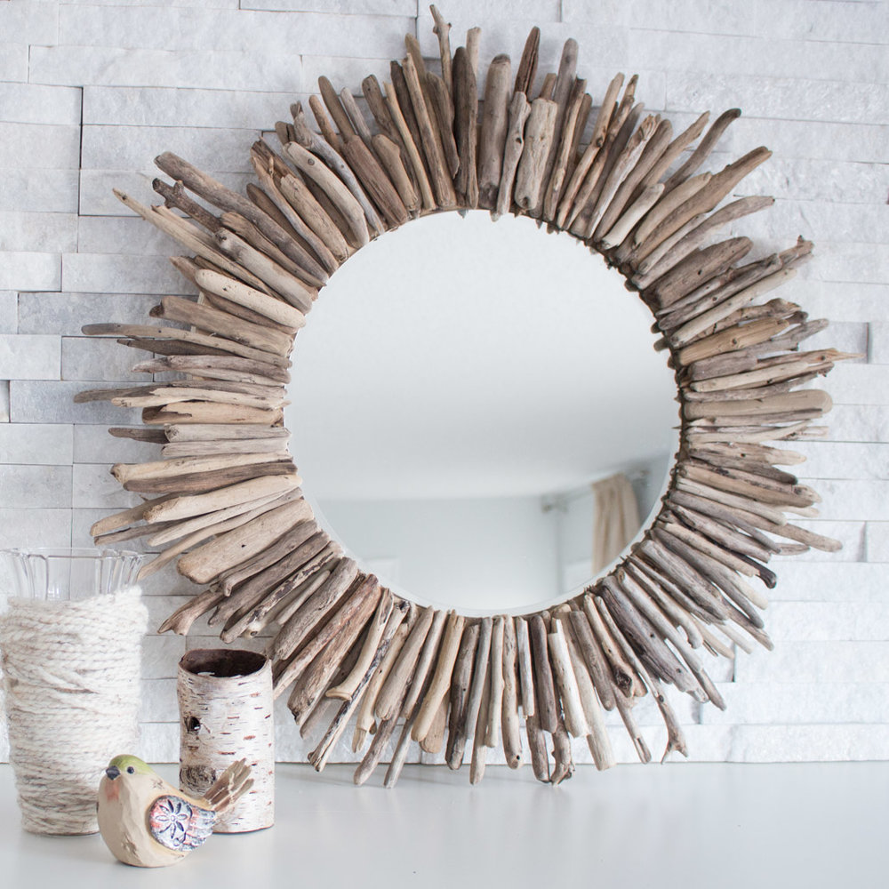 20 Easy Wood Crafts To Beautify Your Home