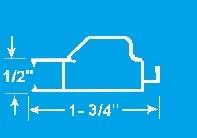 Custom Heavy Duty DIY Sliding Patio Screen Door Kit  **new mitered corners**
