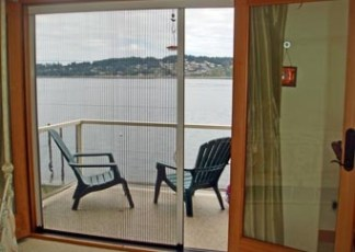 Sheer Screen Advance Retractable Door System