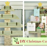 Diy Christmas Card Display Holderdiy Show Off Diy Decorating And Home Improvement Blog
