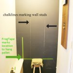 Diy Pallet Shelf Tutorialdiy Show Off Diy Decorating And