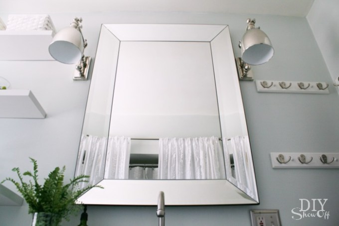 How To Build A Frame For Beveled Mirror   Siteframes.co