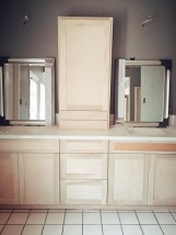 Cabinets in progress 1