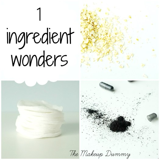 A list of Amazing One-ingredient DIY Beauty Products by The Makeup Dummy