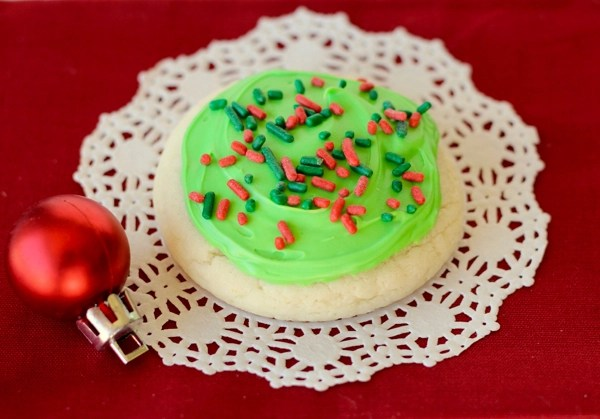 Easy Christmas Cake Mix Cookie Recipe