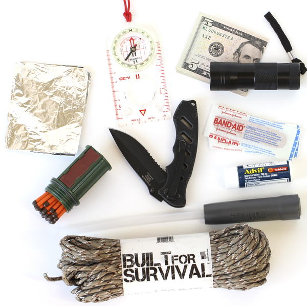 Homemade Survival Kit Ideas