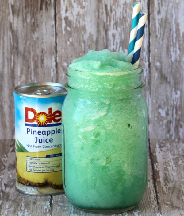 Tropical Fruit Slush Recipe