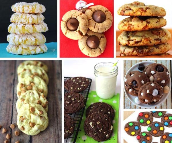 5 Ingredient or Less Cookies