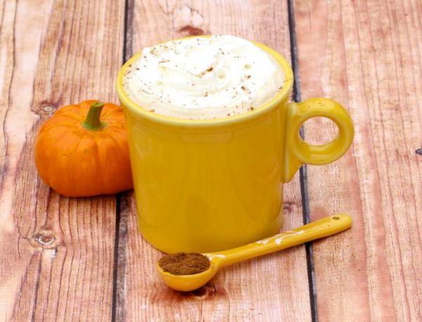 Easy Pumpkin Spice Latte Recipe