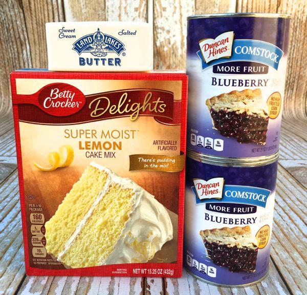 lemon-blueberry-dump-cake-ingredients