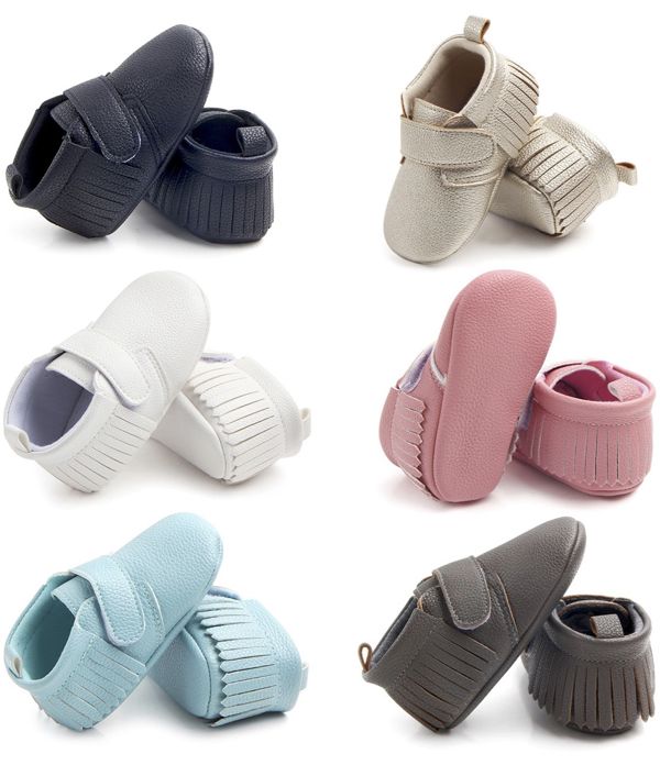 Free Baby Boots