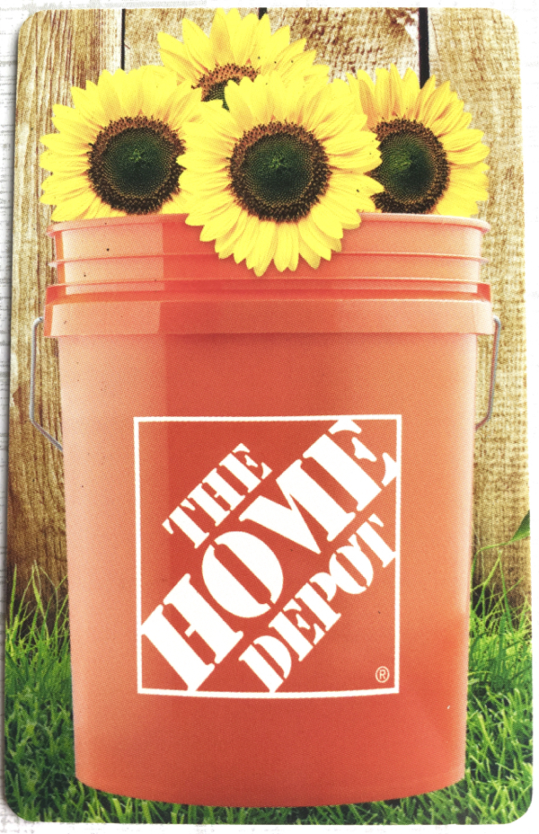 Free Home Depot Gift Cards