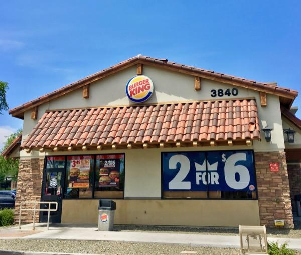 Burger King Money Saving Tips
